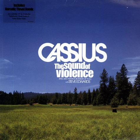 Cassius - The Sound Of Violence (Feel Like I Wanna Be Inside Of You)