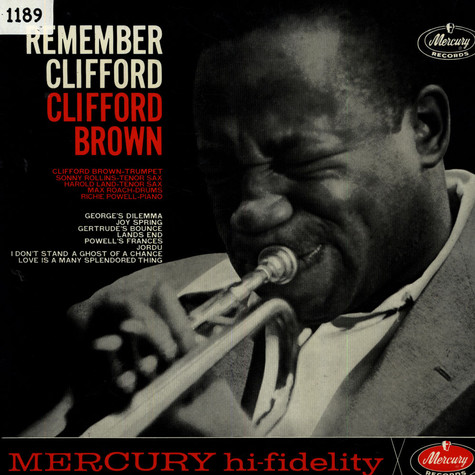Clifford Brown - Remember Clifford