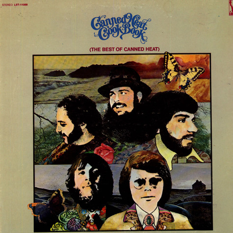 Canned Heat - The Cookbook / Best Of Canned Heat