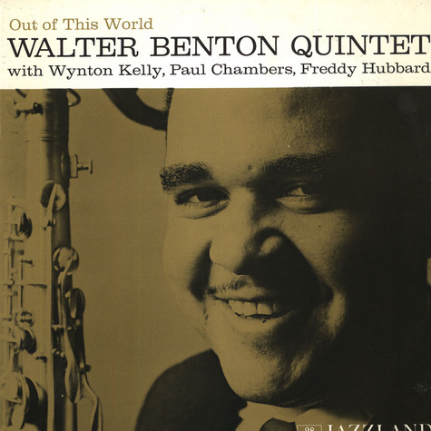 Walter Benton Quintet, The - Out Of This World