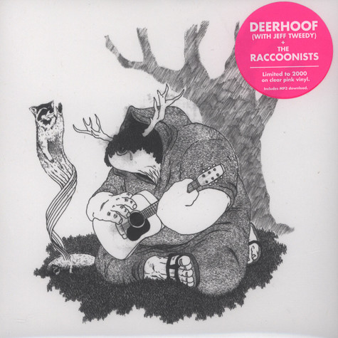 Deerhoof / The Raccoonists - Behold A Raccoon In The Darkness