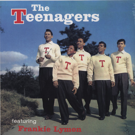 Frankie Lymon & The Teenagers - The Teenagers Feat. Frankie Lymon