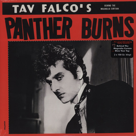 Tav Falco & Panther Burns - Behind The Magnolia Curtain / Blow Your Top