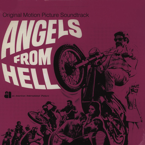 V.A. - OST - Angels From Hell