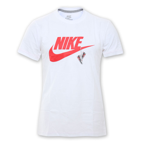Nike - Logo Small Hanging Shoes T-Shirt