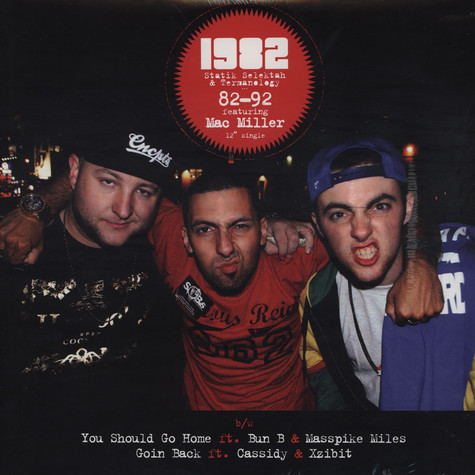 1982 (Statik Selektah & Termanology) - 82-92 Feat. Mac Miller