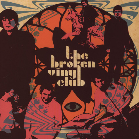 Broken Vinyl Club - The Broken Vinyl Club