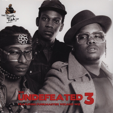Undefeated 3, The - Rare & Unreleased: 1982-1985