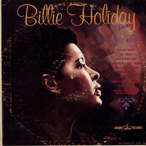 Billie Holiday / Vivian Fears - Billie Holiday And Vivian Fears