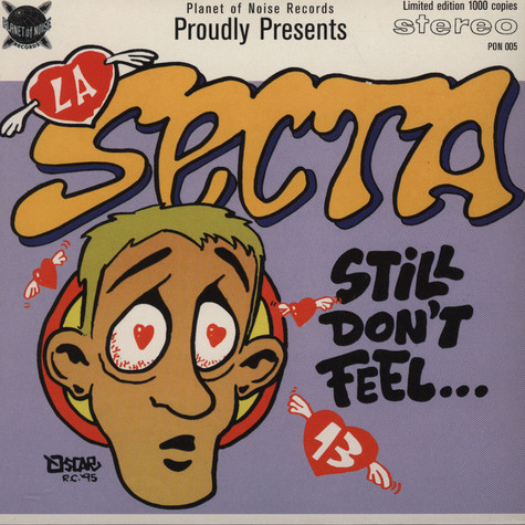 La Secta - Still Don't Feel... / Get Out