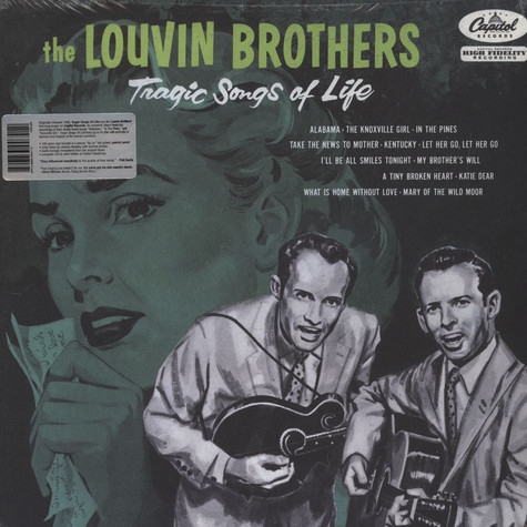 Louvin Brothers, The - Tragic Songs Of Life
