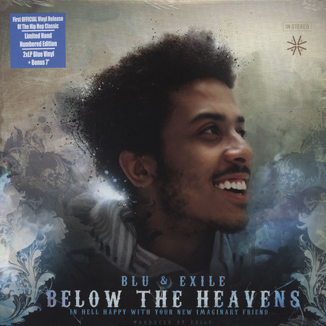 Blu & Exile - Below The Heavens Blue Edition