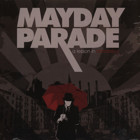 Mayday Parade - Lesson In Romantics