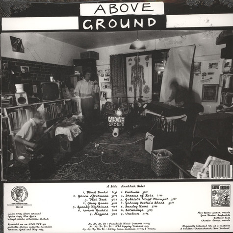 Above Ground - Gone Aiwa