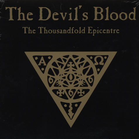 Devil's Blood, The - The Thousandfold Epicentre
