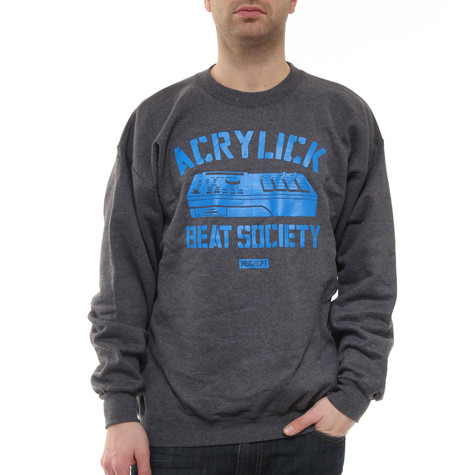 Acrylick - Beat Society Crewneck Sweater