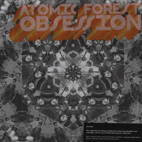 Atomic Forest - Obsession '77