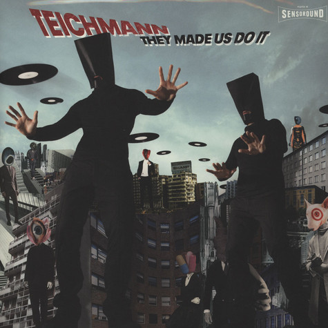 Teichmann - They Made Us Do It LP