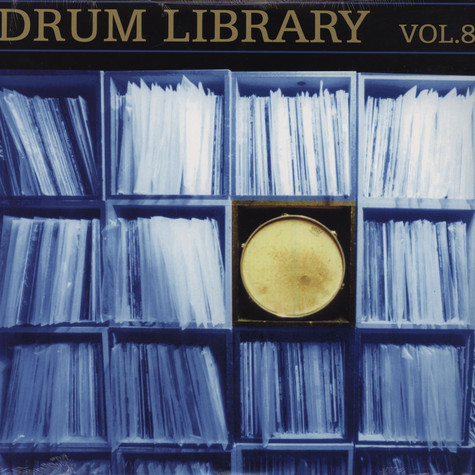 DJ Paul Nice - Drum Library Volume 8