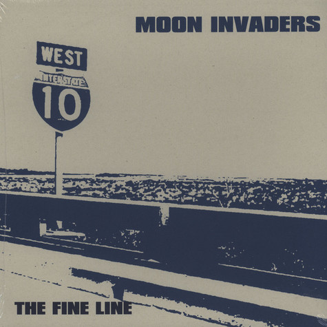 Moon Invaders - The Fine Line