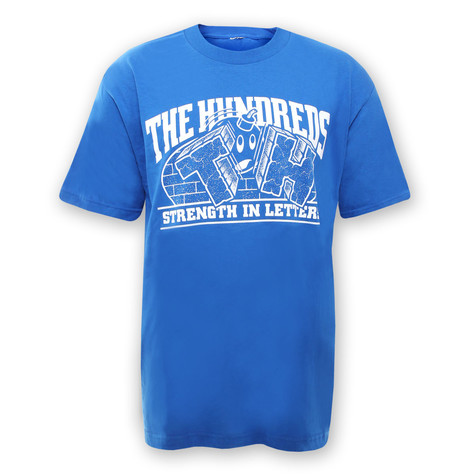 The Hundreds - Letters T-Shirt
