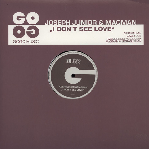 Joseph Junior & Maqman - I Don't See Love