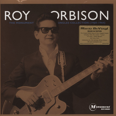 Roy Orbison - Monument Singles