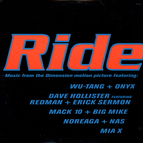 V.A. - OST Ride