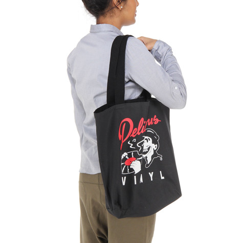 Delicious Vinyl - Everyday Tote Bag