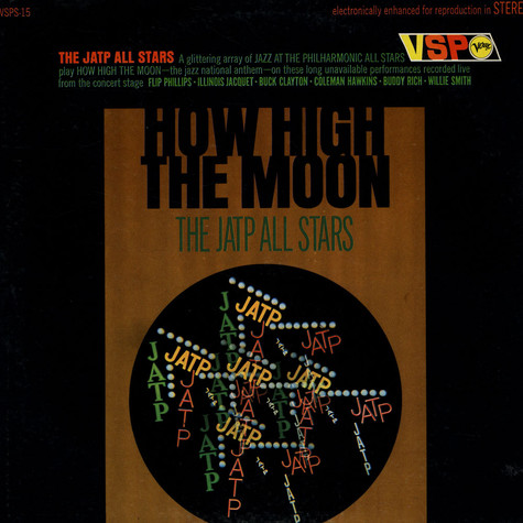 JATP All Stars, The - How High The Moon