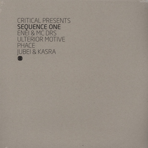 V.A. - Critical Presents: Sequence One