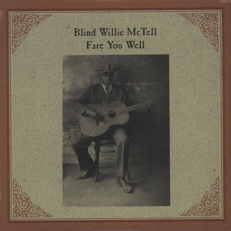 Blind Willie McTell - Fare You Well