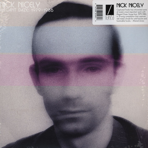 Nick Nicely - Elegant Daze