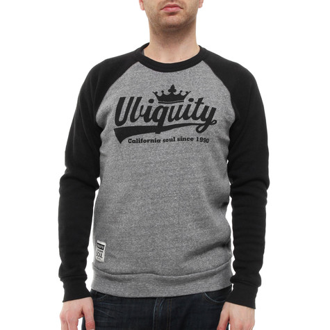 Ubiquity - Ubiquity Crown Sweater