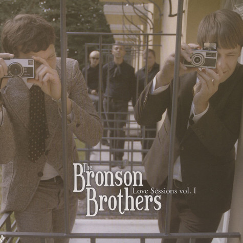 Bronson Brothers, The - Love Sessions Volume 1