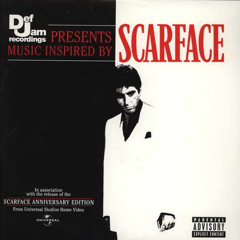 V.A. - OST Music inspired by Scarface
