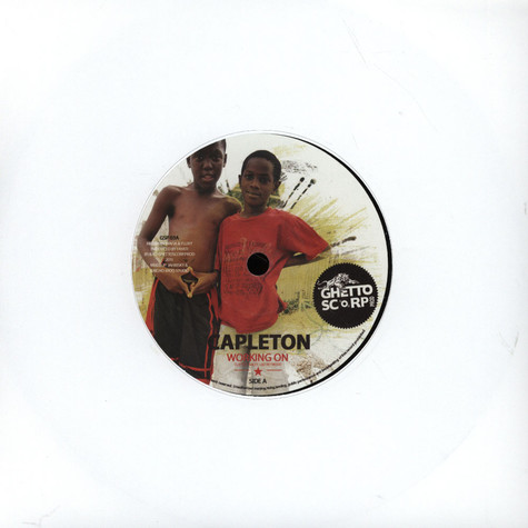 Capleton - Working On