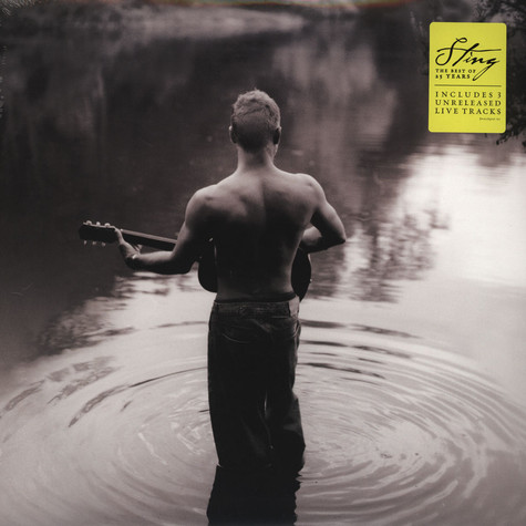 Sting - Best Of 25 Years