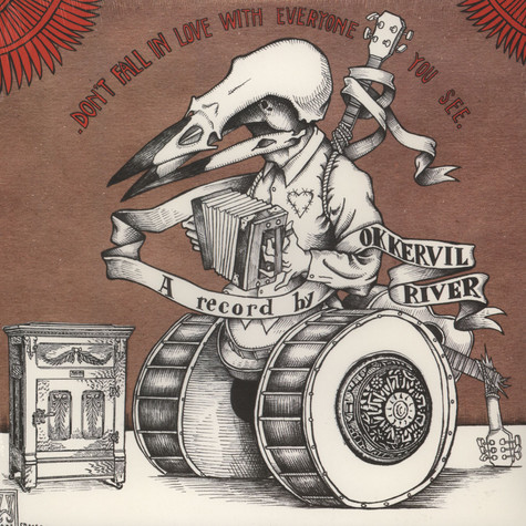 Okkervil River - Don't Fall In Love With Everyone You See