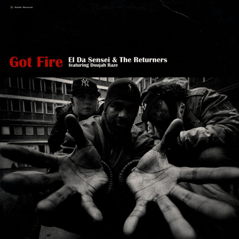El Da Sensei & Returners - Got Fire