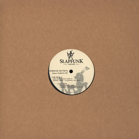 V.A. - Raw Joints EP