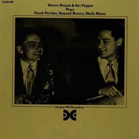 Shorty Rogers & Art Pepper - Popo