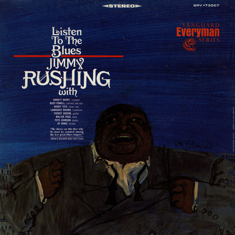 Jimmy Rushing - Listen To The Blues With