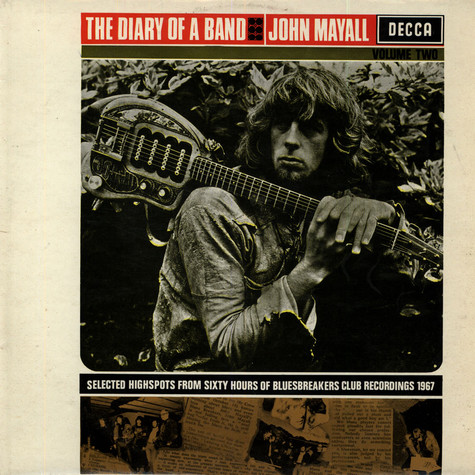 John Mayall - The Diary Of A Band Vol. 2
