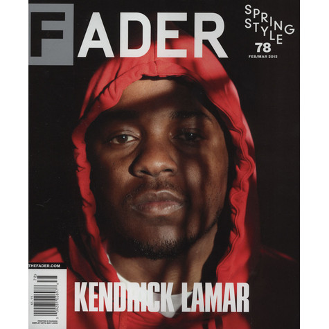 Fader Mag - 2012 - February / March - Issue 78