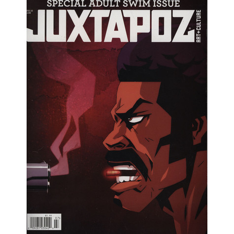 Juxtapoz Magazine - 2012 - 07 - July