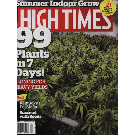 High Times Magazine - 2012 - 07 - July