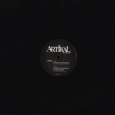 Artikal - Alone In The Darkness