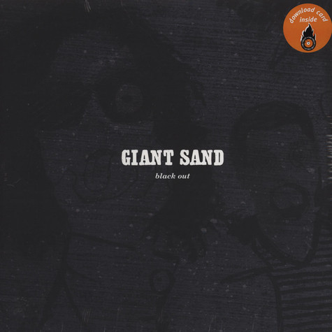 Giant Sand - Black Out
