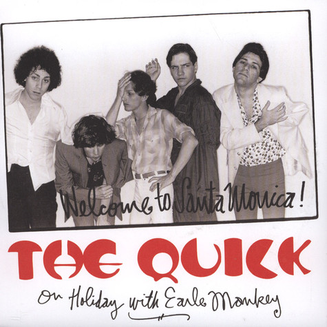 Quick, The - Oh Holiday with Earle Mankey